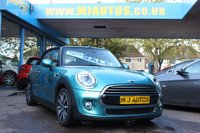 USED 2016 66 MINI CONVERTIBLE 1.5 COOPER 2dr 134 BHP NEED FINANCE??? APPLY WITH US!!!