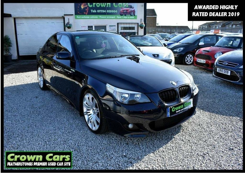 USED 2006 N BMW 5 SERIES 2.5 525d M Sport 4dr SORRY NOW SOLD