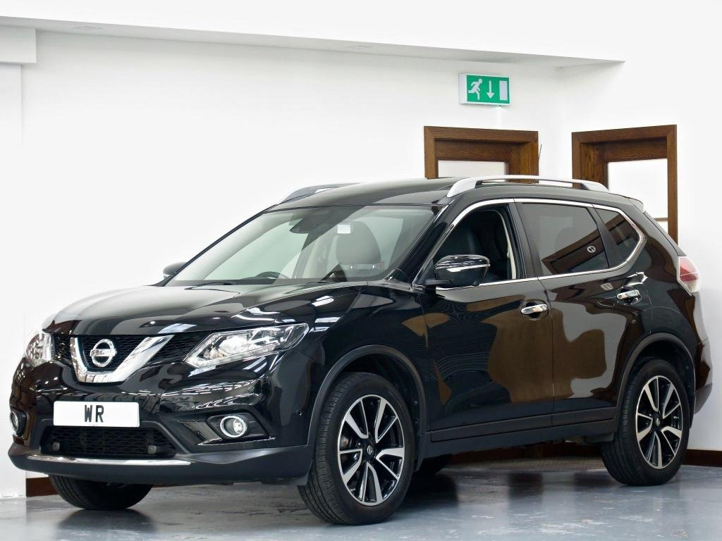 USED 2014 64 NISSAN X-TRAIL 1.6 dCi Tekna 4WD (s/s) 5dr PAN ROOF + SAT NAV + 360 R/CAM