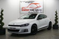 USED 2016 66 VOLKSWAGEN SCIROCCO 1.4 GT TSI BLUEMOTION TECHNOLOGY 2d 123 BHP GREAT MILEAGE + GREAT COLOUR COMBINATION