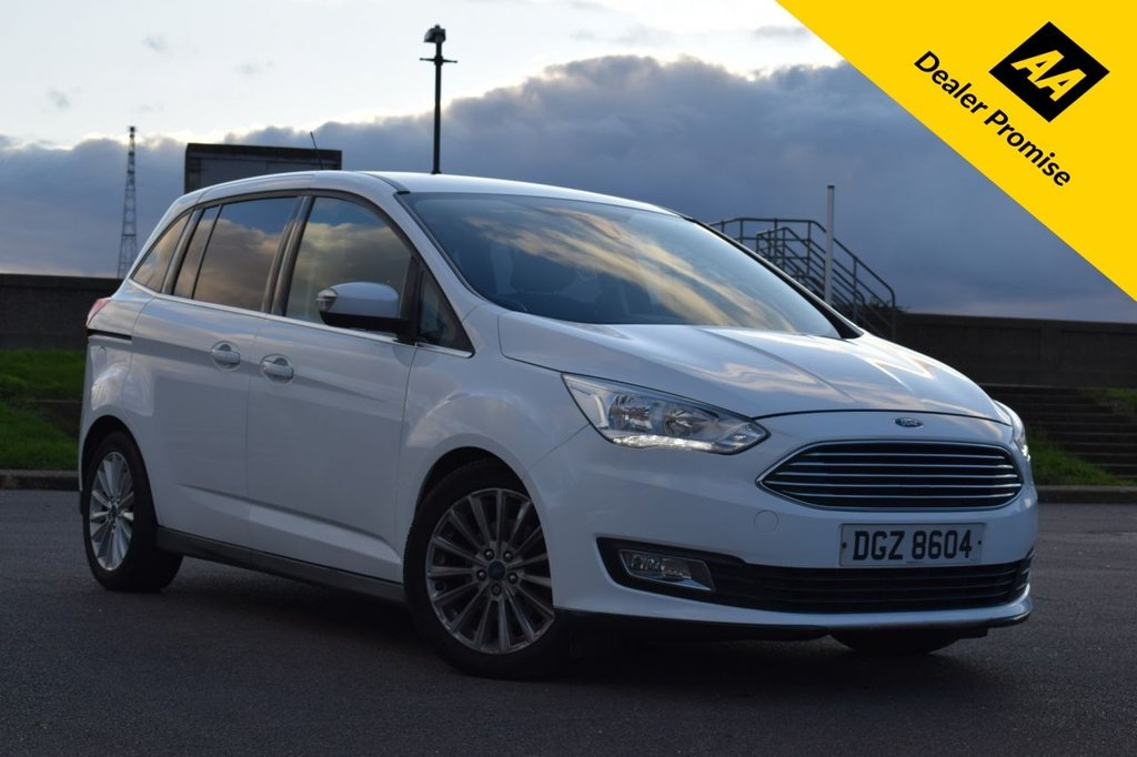 USED 2016 FORD GRAND C-MAX 1.5 TITANIUM TDCI 5d 118 BHP