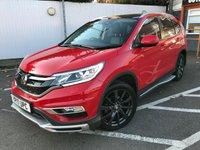 USED 2017 17 HONDA CR-V 2.0L I-VTEC EX 5d AUTO 153 BHP