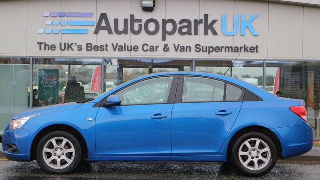 USED 2010 60 CHEVROLET CRUZE 2.0 LS VCDI 4d 124 BHP * GREAT VALUE AT OUR LOW PRICE *