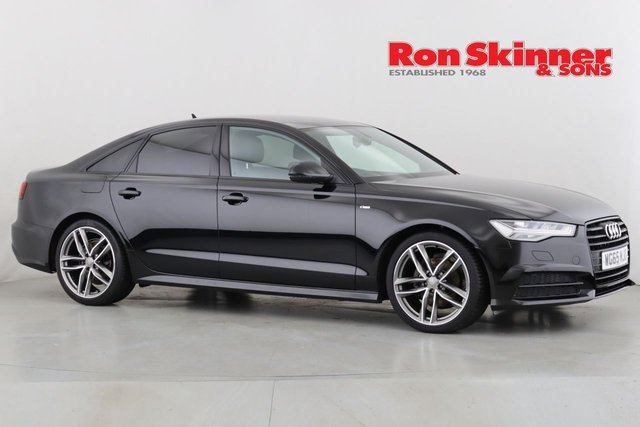 View our 2015 65 AUDI A6 2.0 TDI ULTRA BLACK EDITION 4d 188 BHP