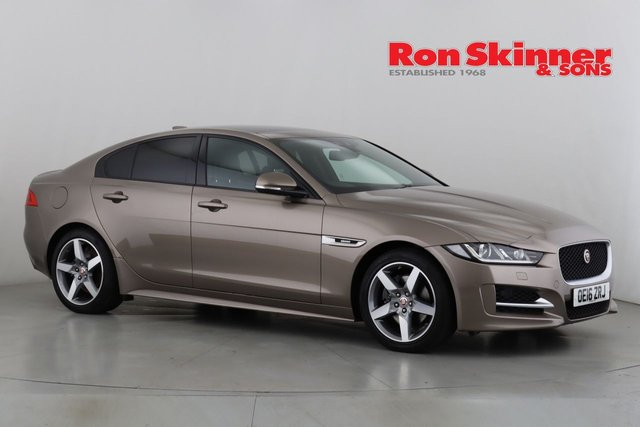 View our 2016 16 JAGUAR XE 2.0 R-SPORT 4d AUTO 178 BHP