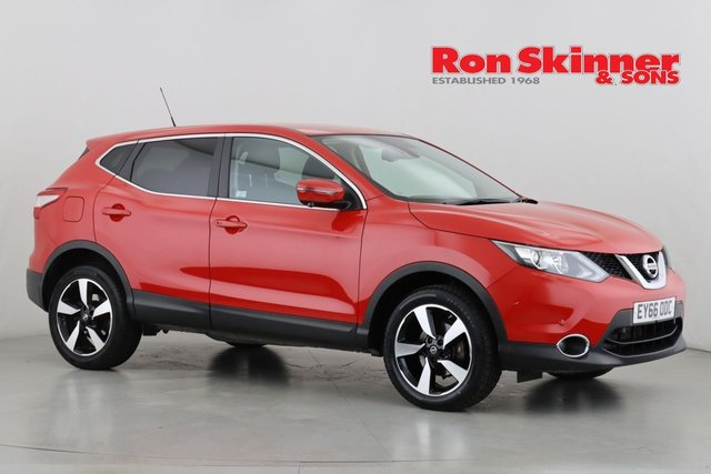 View our 2016 66 NISSAN QASHQAI 1.2 N-CONNECTA DIG-T 5d 113 BHP