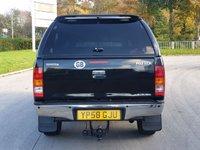 USED 2008 58 TOYOTA HI-LUX 3.0 INVINCIBLE D-4D 4X4 D/C AUTO 169 BHP