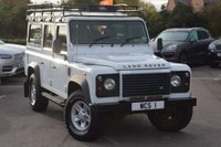 USED 2012 LAND ROVER DEFENDER 2.2 D DPF Station Wagon 5dr NO VAT*7 SEATS*AIR CON*TOW BAR