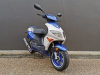USED 2008 58 WANGYE WY 125cc WY 125 T-21 NITRO - *** A GREAT FIRST SCOOTER!***