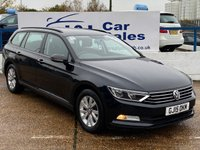 USED 2015 15 VOLKSWAGEN PASSAT 2.0 S TDI BLUEMOTION TECHNOLOGY DSG 5d AUTO 148 BHP