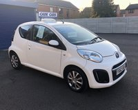 USED 2012 62 CITROEN C1 1.0 VTR 3d 67 BHP Buy with confidence from a garage that has been established  for 26 years.