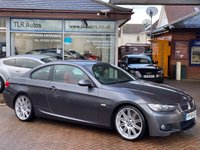 USED 2008 58 BMW 3 SERIES 325I M SPORT 2d Coupe 215 BHP Free MOT for Life