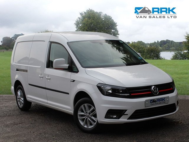 2016 66 VOLKSWAGEN CADDY MAXI 2.0 C20 TDI HIGHLINE 101 BHP