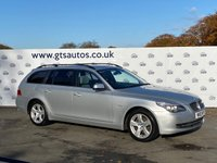 USED 2010 10 BMW 5 SERIES 520D SE BUSINESS EDITION TOURING 177 BHP AUTO
