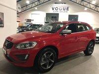 2016 VOLVO XC60 2.0 D4 R-DESIGN 5d 188 BHP £15450.00