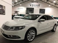 2015 VOLKSWAGEN CC 2.0 GT TDI BLUEMOTION TECHNOLOGY 4d 148 BHP £11350.00