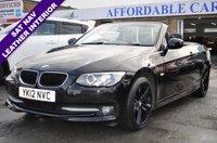 2012 BMW 3 SERIES 2.0 320D SE 2d 181 BHP £8495.00
