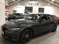 2012 BMW 3 SERIES 2.0 320D EFFICIENTDYNAMICS 4d 161 BHP £9995.00