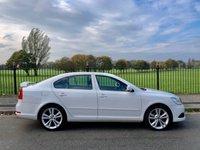 USED 2012 12 SKODA OCTAVIA 2.0 VRS TFSI DSG 5d AUTO 198 BHP