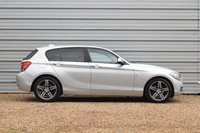 USED 2012 62 BMW 1 SERIES 1.6 114i Sport Sports Hatch 5dr Only 44,000m-Park sensors