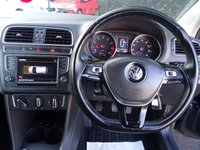 USED 2016 16 VOLKSWAGEN POLO 1.0 MATCH 3d 60 BHP
