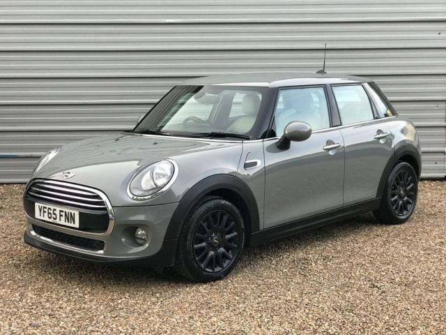 2015 65 MINI HATCH COOPER 1.5 Cooper D (s/s) 5dr