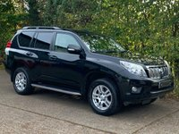 USED 2010 10 TOYOTA LAND CRUISER 3.0 D-4D LC5 5d 171 BHP