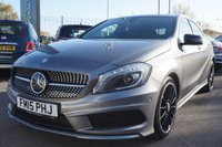 USED 2015 15 MERCEDES-BENZ A-CLASS 2.1 A200 CDI AMG NIGHT EDITION 5d 134 BHP NAVIGATION