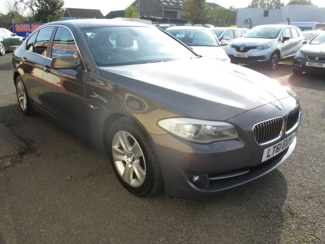 USED 2011 61 BMW 5 SERIES 2.0 520D SE 4d 181 BHP JUST ARRIVED - PHOTOS TO FOLLOW