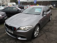 USED 2011 11 BMW 5 SERIES 3.0 530D SE 4d 242 BHP NEW STOCK - PHOTO'S TO FOLLOW