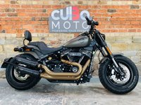 USED 2018 18 HARLEY-DAVIDSON SOFTAIL FXFBS Fat Bob 114 S&S Grand National Slip On