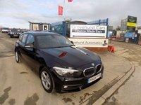 USED 2015 65 BMW 1 SERIES 1.5 116D ED PLUS 5d 114 BHP