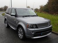 2012 LAND ROVER RANGE ROVER SPORT 3.0 SDV6 AUTOBIOGRAPHY SPORT 5d AUTO 255 BHP £16990.00