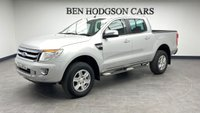 USED 2013 63 FORD RANGER 2.2 LIMITED 4X4 DCB TDCI 4d 148 BHP plus vat Bluetooth! 1 Previous owner!  Only 45k!