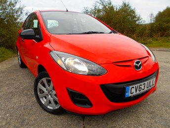 2014 MAZDA 2 1.3 SE 5d 74 BHP * ONE PREVIOUS OWNER , £30 ROAD TAX, ONLY 68K, ABSOLUTE BARGAIN ONLY £3795 ** £3795.00