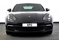 """USED 2017 17 PORSCHE PANAMERA 4.0 TD V8 4S PDK 4WD (s/s) 4dr £10k Extra's, Air Susp, 21""""s +"""