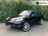 USED 2012 12 PORSCHE CAYENNE 3.0 D V6 TIPTRONIC 5d AUTO 245 BHP OVER 12000 OPTIONS