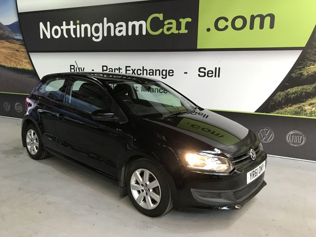 USED 2011 61 VOLKSWAGEN POLO 1.4 SE 3d 85 BHP