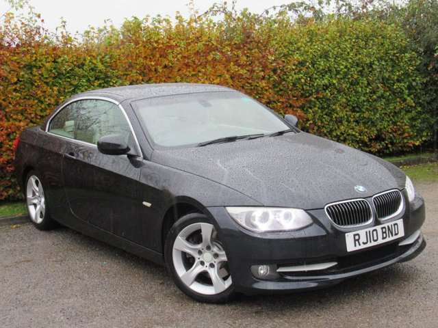 USED 2010 10 BMW 3 SERIES 3.0 325I SE 2d AUTOMATIC * FULL SERVICE HISTORY * AUTOMATIC *