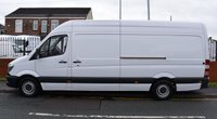 USED 2016 16 MERCEDES-BENZ SPRINTER 2.1 313 CDI LWB HIGH ROOF 129 BHP