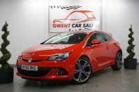 USED 2016 65 VAUXHALL ASTRA 1.6 GTC LIMITED EDITION S/S 3d 197 BHP STUNNING CONDITION, GOOD SPEC