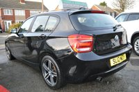 USED 2012 12 BMW 1 SERIES 1.6 116I SPORT 5d 135 BHP