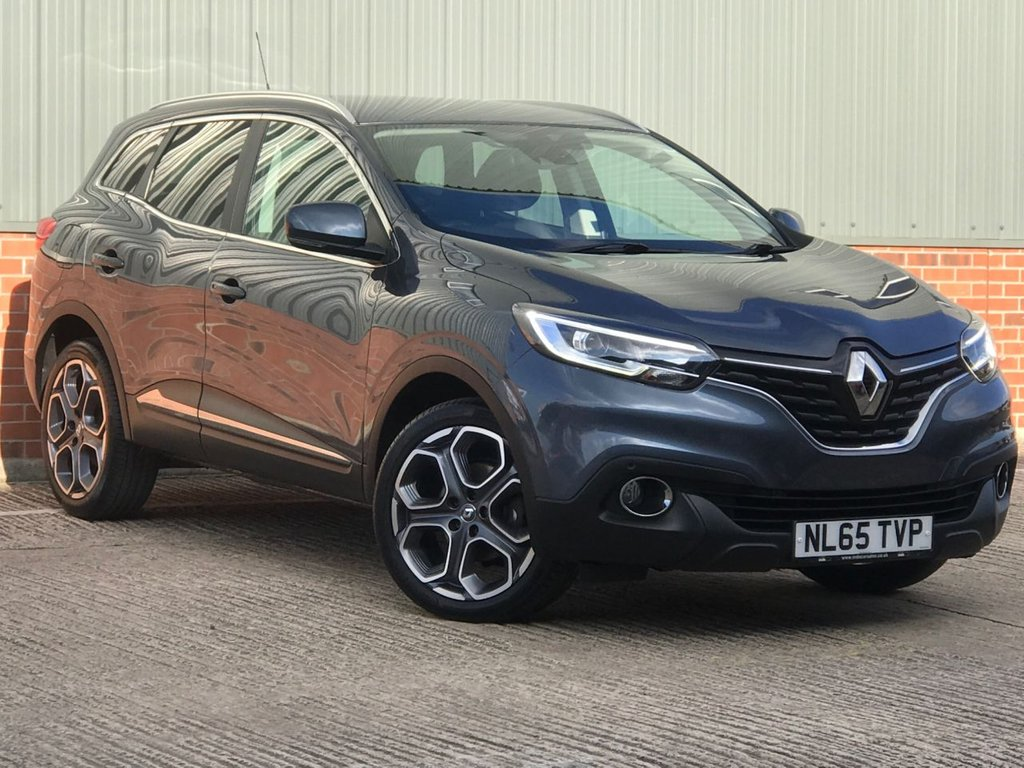 USED 2015 65 RENAULT KADJAR 1.5 DYNAMIQUE S NAV DCI 5d 110 BHP EXCELLENT CONDITION AND FANTASTIC VALUE
