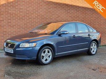 2008 VOLVO S40 1.6 S D 4d  SOLD