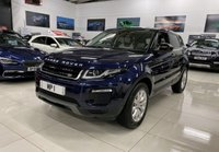 2016 LAND ROVER RANGE ROVER EVOQUE 2.0 TD4 SE TECH 5d 4WD 180 BHP ESTATE PANROOF  £18995.00