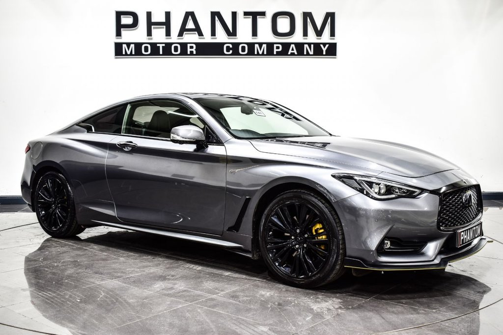 View our INFINITI Q60