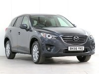 USED 2016 66 MAZDA CX-5 2.2 D SE-L LUX NAV 5d 148 BHP SUNROOF LEATHER NAV MEMORY FSH