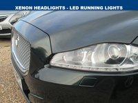 USED 2011 61 JAGUAR XJ 3.0 D V6 PREMIUM LUXURY SWB 4d 275 BHP FULL JAGUAR SERVICE HISTORY - SEE IMAGE'S