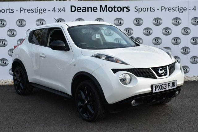 2013 63 NISSAN JUKE 1.5 DCI N-TEC 5d 109 BHP GLOSS BLACK ALLOYS