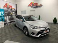 2018 TOYOTA AVENSIS 1.6 D-4D BUSINESS EDITION 4d 110 BHP £11995.00